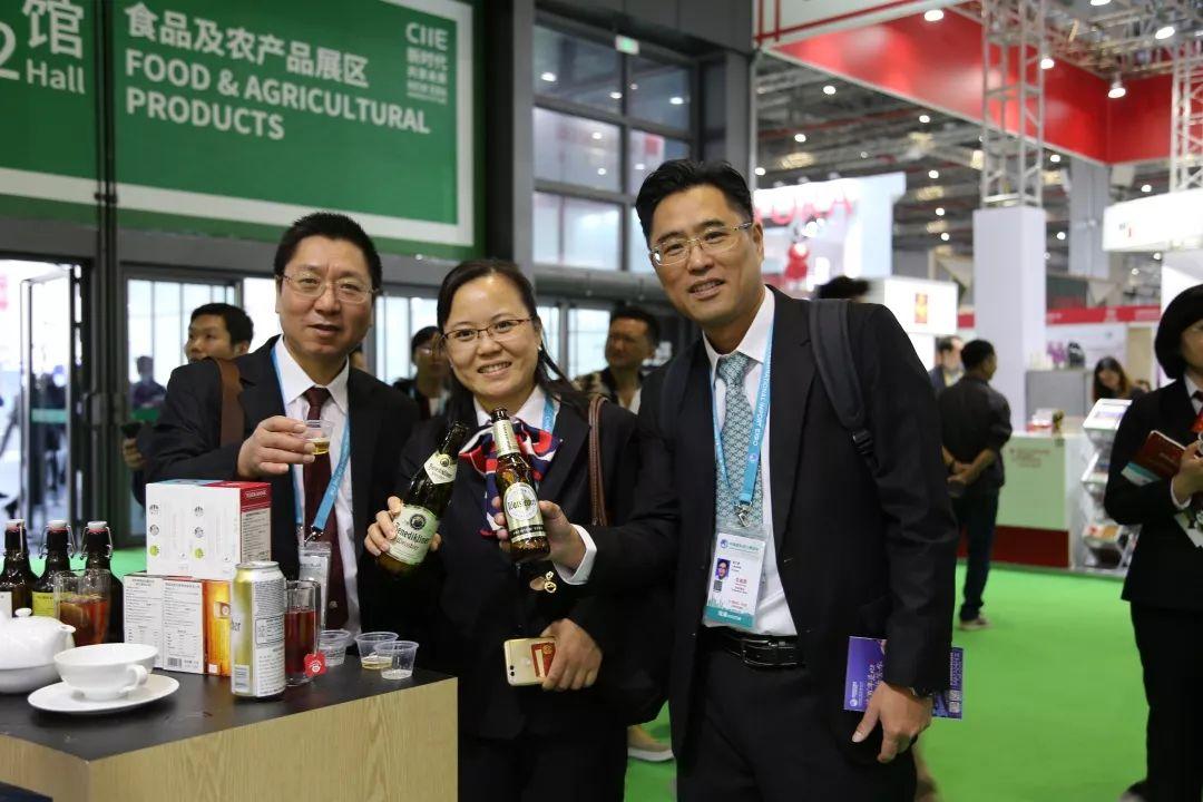 中德生态园首次亮相 第二届中国国际进口博览会